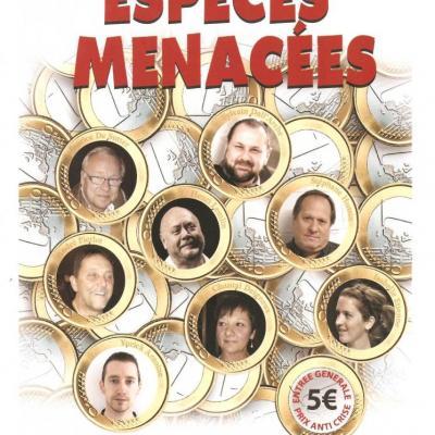2013 - Espèces Menacées
