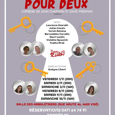 2019 - Une Clé pour Deux