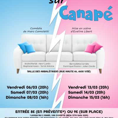 2020 - Duos sur Canapé