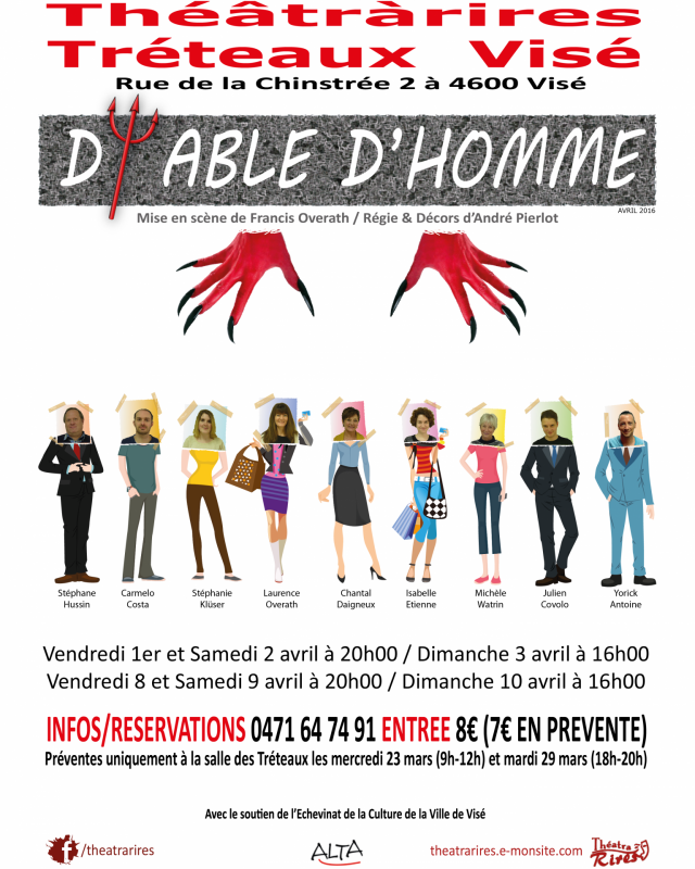 Diable affiche officielle