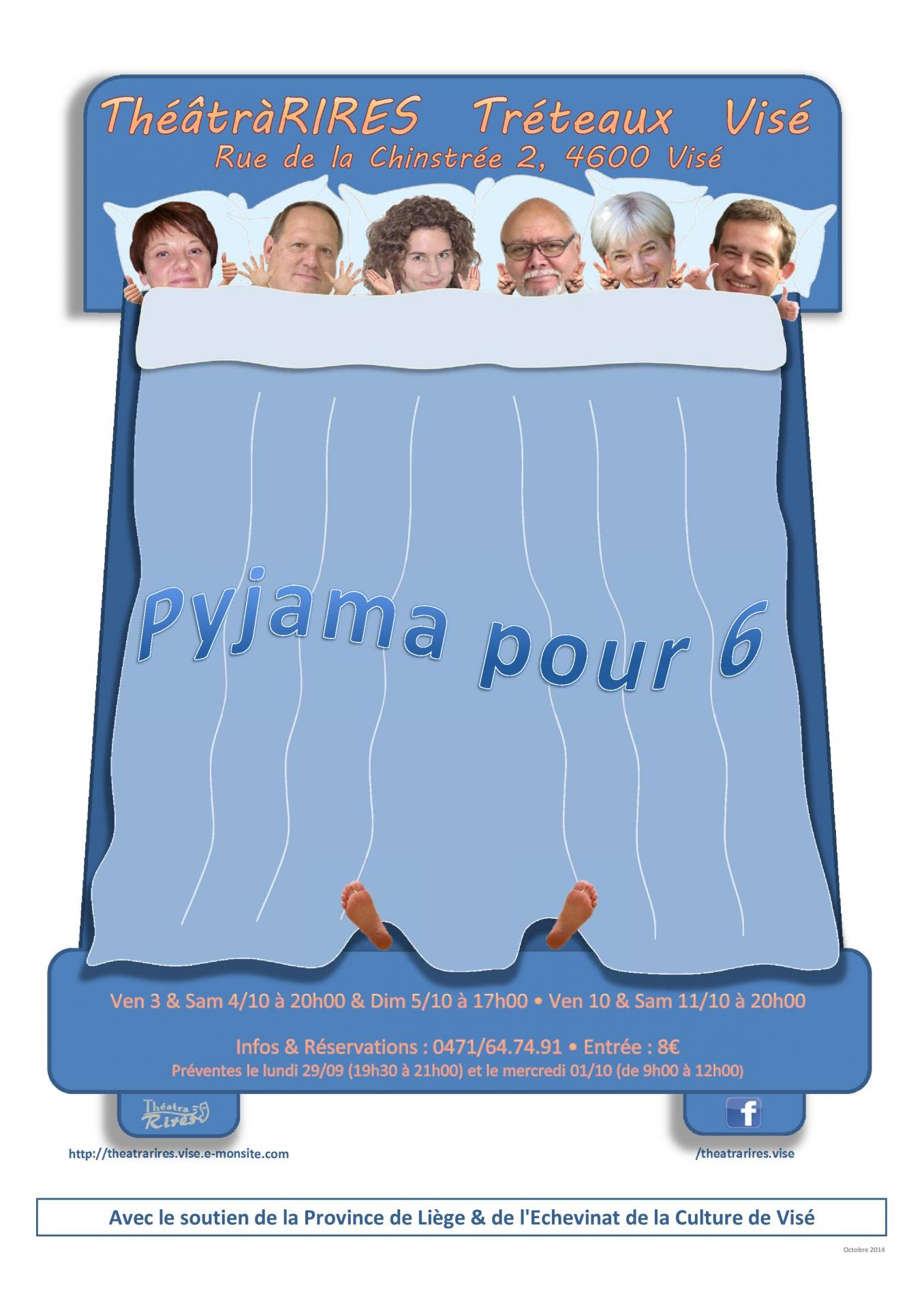 Pp6 affiche